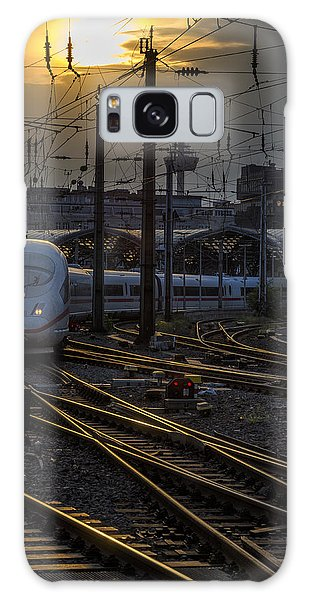 Cologne Central Station Galaxy Case