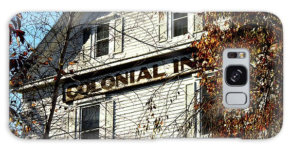 Colonial Inn Galaxy Case