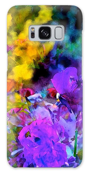 Color 102 Galaxy Case by Pamela Cooper