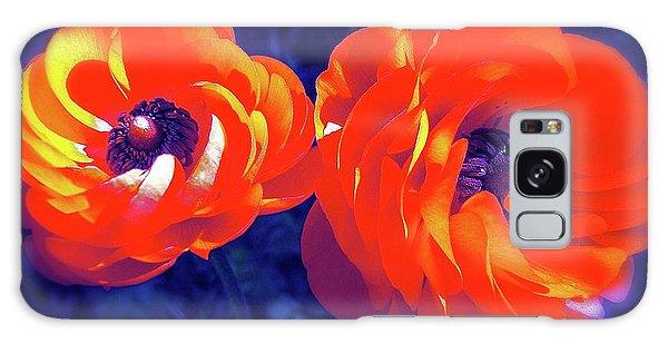 Color 12 Galaxy Case by Pamela Cooper