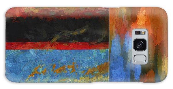 Color Abstraction Li  Galaxy Case
