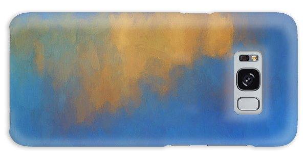 Color Abstraction Lvi Galaxy Case by David Gordon