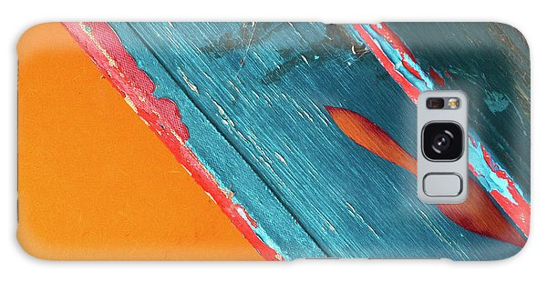 Color Abstraction Lxii Sq Galaxy Case by David Gordon