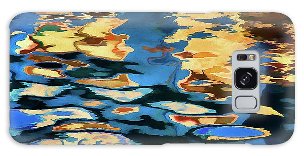 Galaxy Case featuring the photograph Color Abstraction Lxix by David Gordon