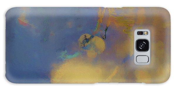 Color Abstraction Lxviii Galaxy Case by David Gordon