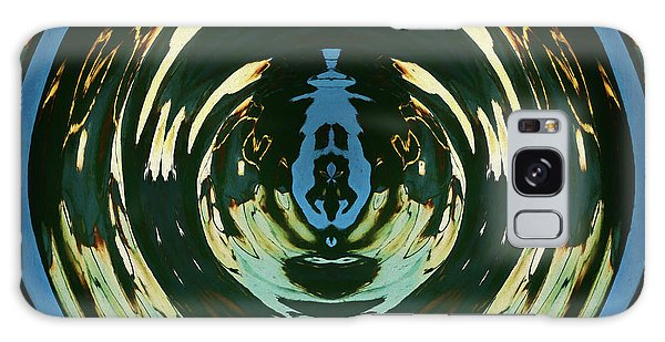 Galaxy Case featuring the photograph Color Abstraction Lxx by David Gordon