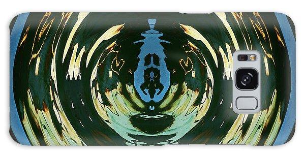 Color Abstraction Lxx Galaxy Case by David Gordon
