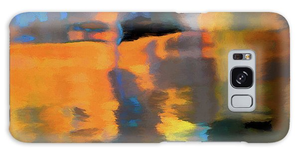 Galaxy Case featuring the photograph Color Abstraction Lxxii by David Gordon