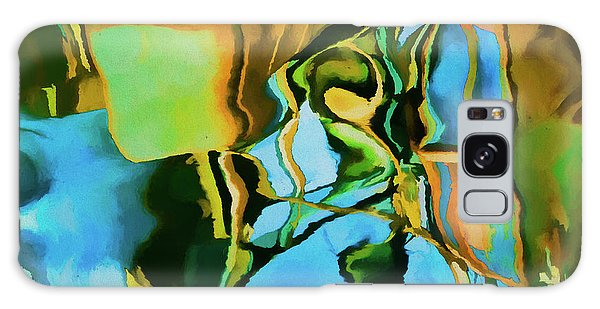 Galaxy Case featuring the photograph Color Abstraction Lxxiii by David Gordon