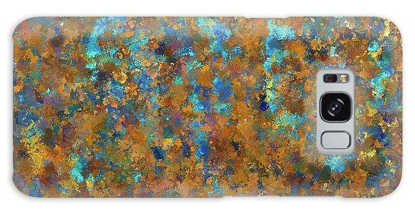 Color Abstraction Lxxiv Galaxy Case by David Gordon