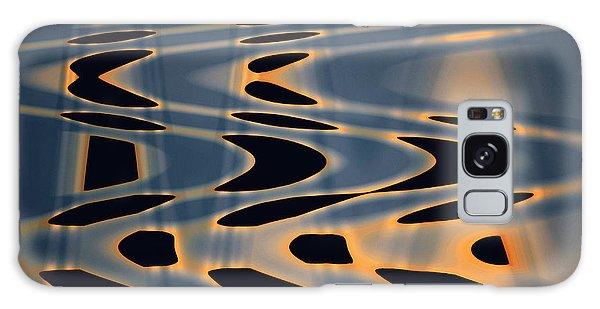 Color Abstraction Xxiv  Galaxy Case by David Gordon