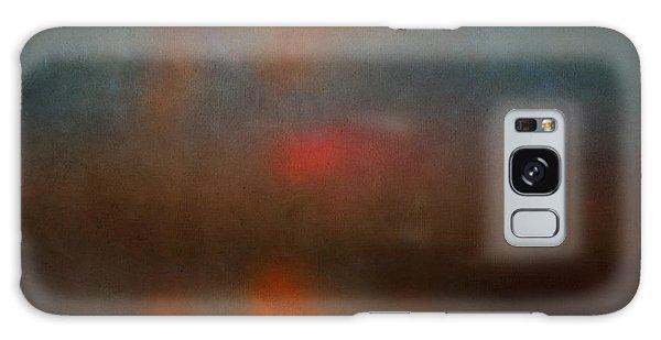 Color Abstraction Xxv Galaxy Case