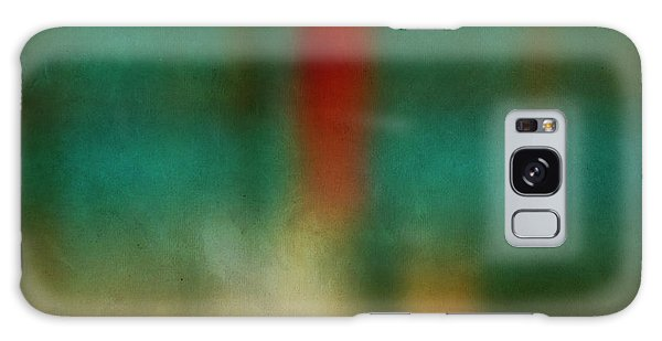 Color Abstraction Xxvi Galaxy Case by David Gordon