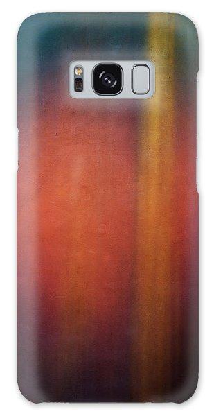 Color Abstraction Xxvii Galaxy Case by David Gordon