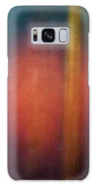 Color Abstraction Xxvii Galaxy Case