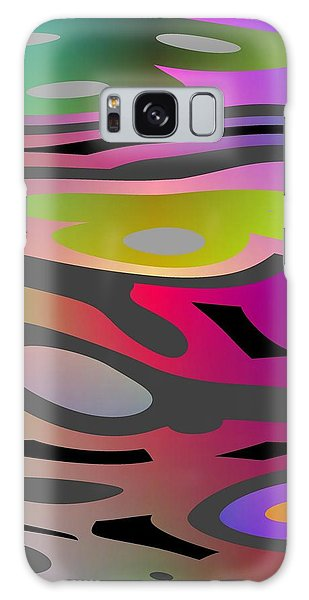 Color Fun 1 Galaxy Case by Jeff Iverson