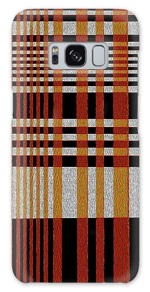Fall Galaxy Case - Color Grid by Art Spectrum