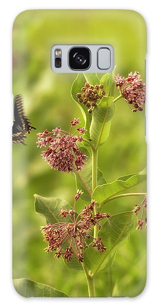Galaxy Case featuring the photograph Color In Motion by Scott Bean