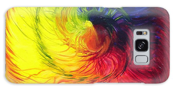 Color Galaxy Case by Jeanette Jarmon
