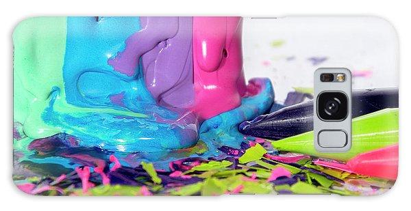 Color Madness Galaxy Case