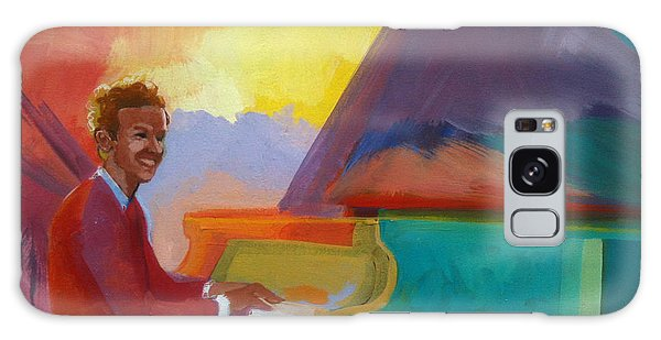 Color Piano Justin Levitt Steinway Galaxy Case