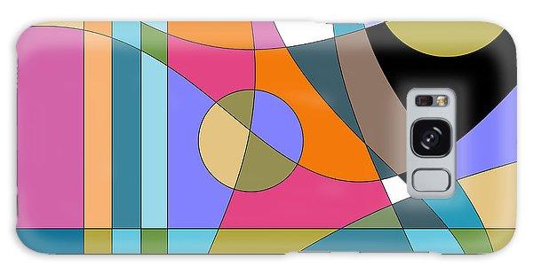 Color Play Galaxy Case