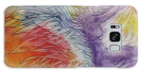 Color Spirit Galaxy Case by Marat Essex