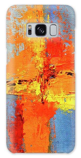 Color Splash 2 Galaxy Case
