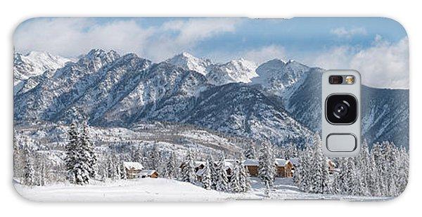 Colorad Winter Wonderland Galaxy Case by Darren White