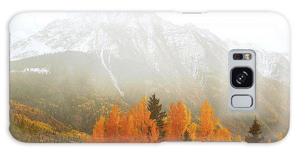Colorado Aspen Trees Mountain Dreamy Landscape Galaxy Case by Andrea Hazel Ihlefeld