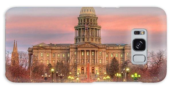 Colorado Capital Galaxy Case