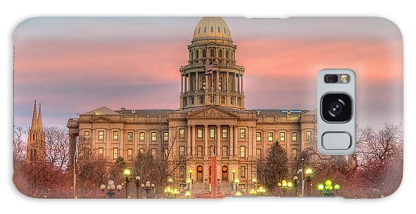 Colorado Capital Galaxy Case