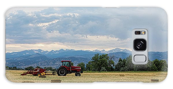 Galaxy Case featuring the photograph Colorado Country by James BO Insogna
