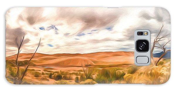 Colorado Dunes Galaxy Case