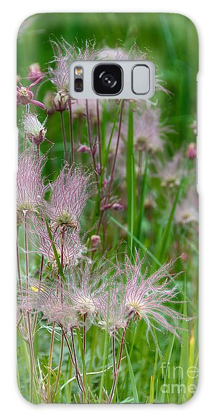 Colorado Flowers Galaxy Case