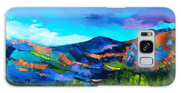 Co Galaxy S8 Case - Colorado Hills by Elise Palmigiani