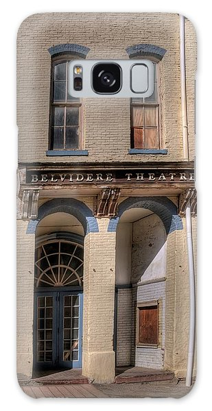 Belvidere Theatre Galaxy Case