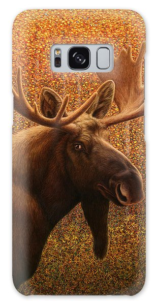 Colorado Moose Galaxy Case