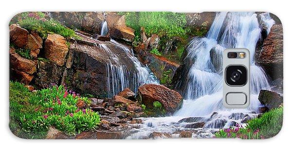 Colorado Mountain Stream, Indian Peaks Wilderness Galaxy Case