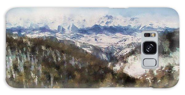 Colorado Mountains 4 Landscape Art By Jai Johnson Galaxy Case