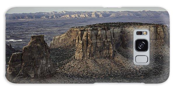 Colorado National Monument 2 Galaxy Case