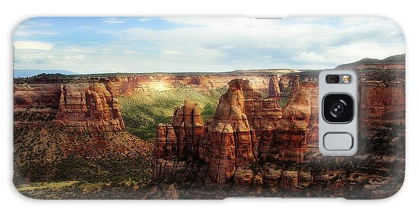 Colorado National Monument Galaxy Case