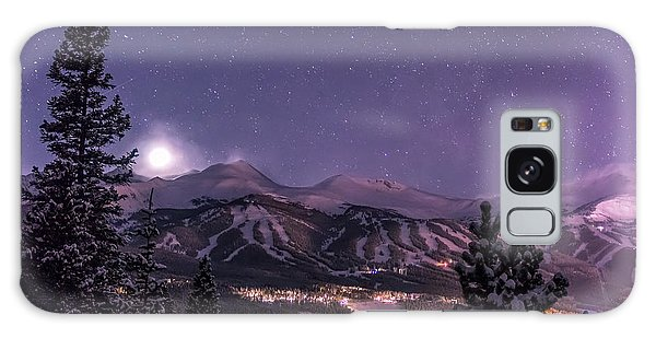 Colorado Night Galaxy Case