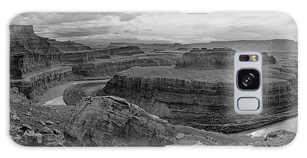 Colorado River Gooseneck Pano Galaxy Case
