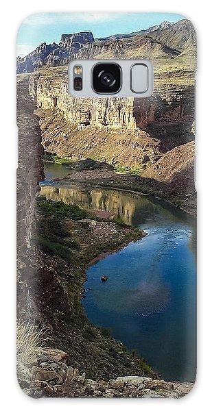 Colorado River Grand Canyon National Park Galaxy Case