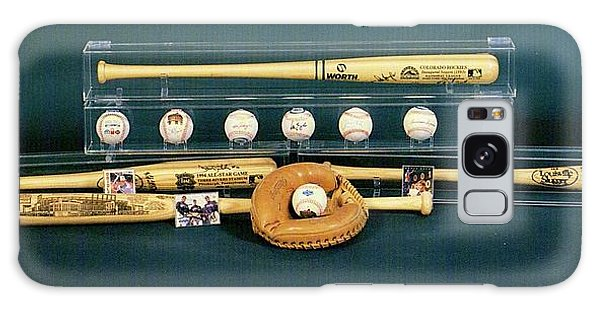 Colorado Rockies Collectables Galaxy Case