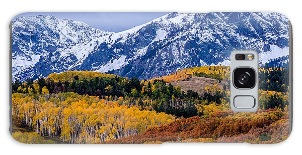 Colorado Rockies In The Fall - Ridgway Galaxy Case by Gary Whitton