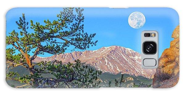 Colorado Rocky Mountain High, Just A Breath Away From Heaven Galaxy Case