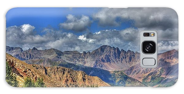 Colorado Rocky Mountains Galaxy Case