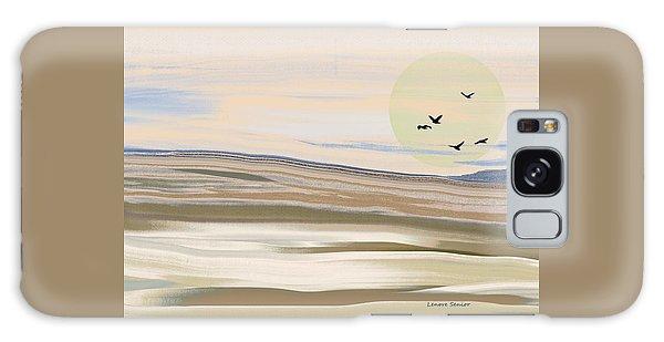 Colorado Sand Dunes Galaxy Case by Lenore Senior